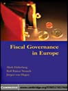 Fiscal Governance in Europe (eBook)